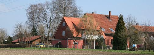 Bauernhaus in Nienstaedt