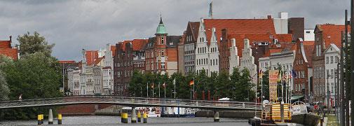 Lübeck, die Hansestadt