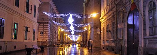 Weihnachtsmarkt - Temesvar