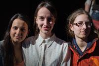 Martyna, Natalia & Jenni
