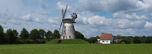 Windmühle Veltheim