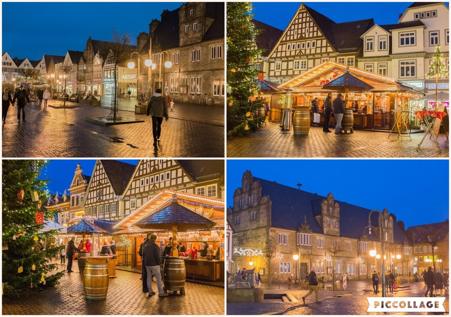Weihnachtsmarkt in Stadthagen