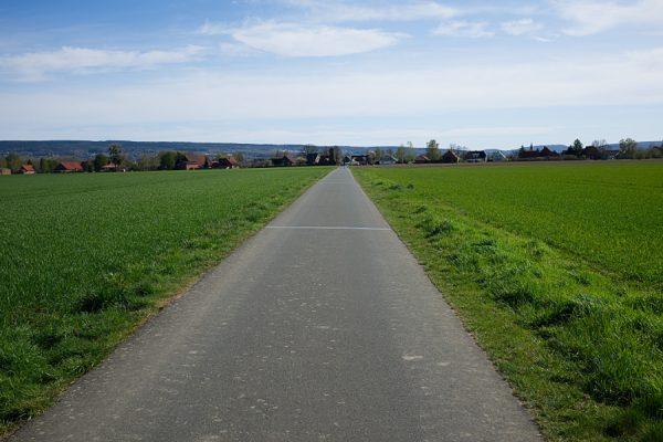Fahrradfahrt im Schaumburger Land