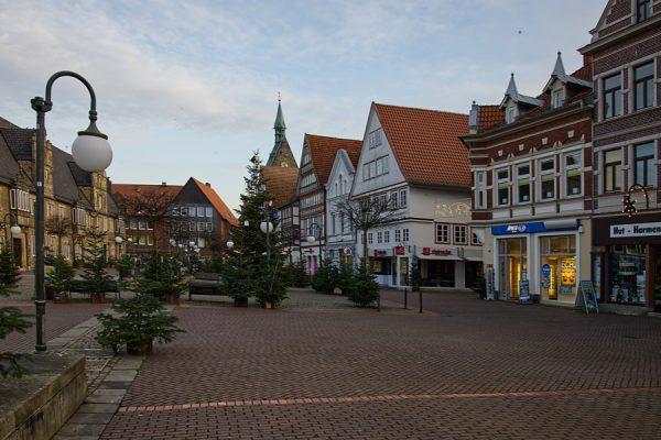 Stadthagen - Marktplatz