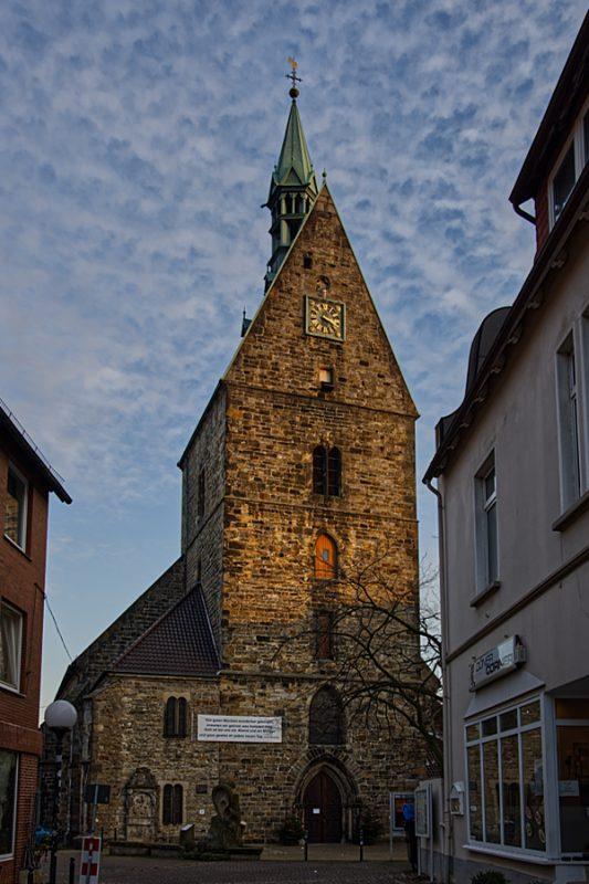 Stadthagen - Kirche