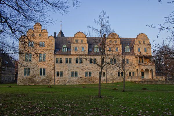 Stadthagen - Schloss
