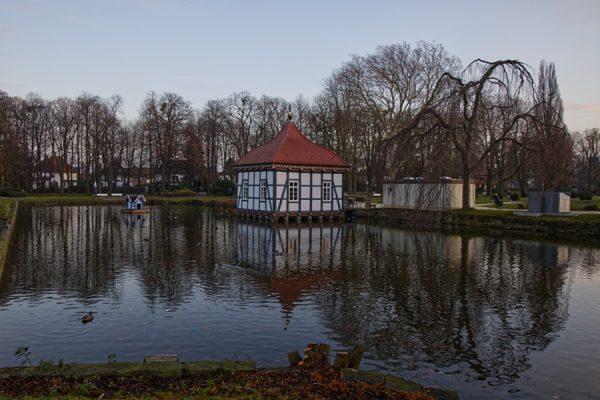 Stadthagen - Lusthaus