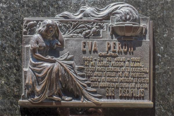 Friedhof La Recoleta - Buenos Aires