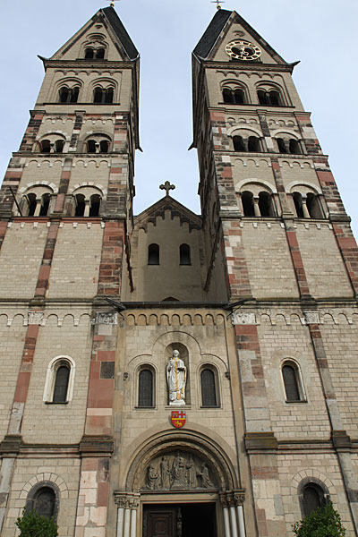 BUGA  Koblenz  2011  - Kastorkirche
