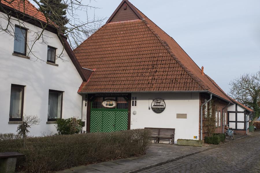 Geburtshaus - Wilhelm Busch