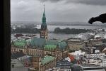Hamburg - Blick von St. Nikolai