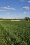 Windkraftanlagen im Mühlenkreis