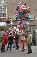 Weihnachtsmarkt in Hannover