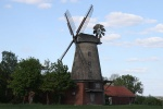 Pottmühle in Ovenstädt  Mühlenkreis