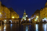 Weihnachtsmarkt in Temesvar am 02.12.2012