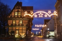 Stadthagen - Amtspforte