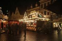 Stadthagen - Marktplatz - Weihnachtsmarkt