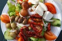 Maltesischer Salat - Marsaxlokk