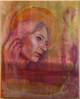 PHOTOPSY 2: 2011, Pinselzeichnung, Tinte, Guache auf Papier