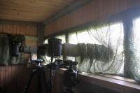 Gut Sunder - Ansitzhütte