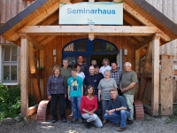 Unsere Fotogruppe