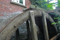 Hartingsche Wassermühle - Kleinenbremen