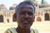 Inder in Hampi