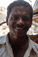 Inder im Norden Goas