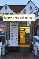 Stadthagen - Kassenautomat