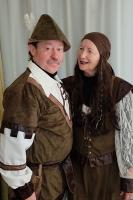 Robin Hood und seine Maid