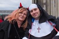 Teufel und Nonne...