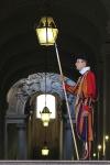 Vatikan - die Schweizer Garde
