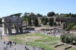 Rom - Konstantinusbogen