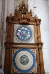 Lübeck - Astronomische Uhr