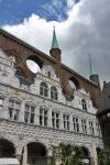 Lübeck - am Marktplatz