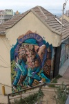Graffiti in Valparaiso