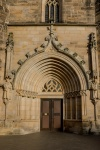 Eingangsportal Margaretenkirche Gotha