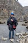 Vor der Schillat-Höhle