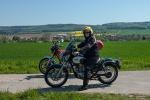 Motorradtour nach Lauenau