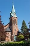 Ev.-luth. St. Lukas-Kirche - Lauenau