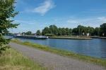 Mittellandkanal bei Minden