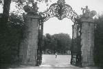 Wien - Parktor - Juli 1940