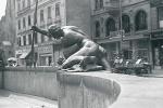 Wien - Raphael-Donner-Brunnen am Neuen Markt Juli 1940