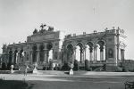 Wien - Die Gloriette - Juli 1940