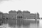 Schloss Belvedere - Wien - Juli 1940