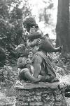 Brunnenfigur - Wien - Juli 1940