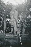 Beethoven - Denkmal in Heiligenstadt - Juli 1940