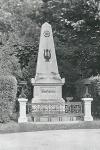 Zentralfriedhof - Beethoven - Wien - Juli 1940