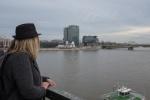 Michaela am Rhein