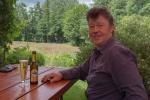 Draisinenfahrt - Rinteln - Pause in Almena